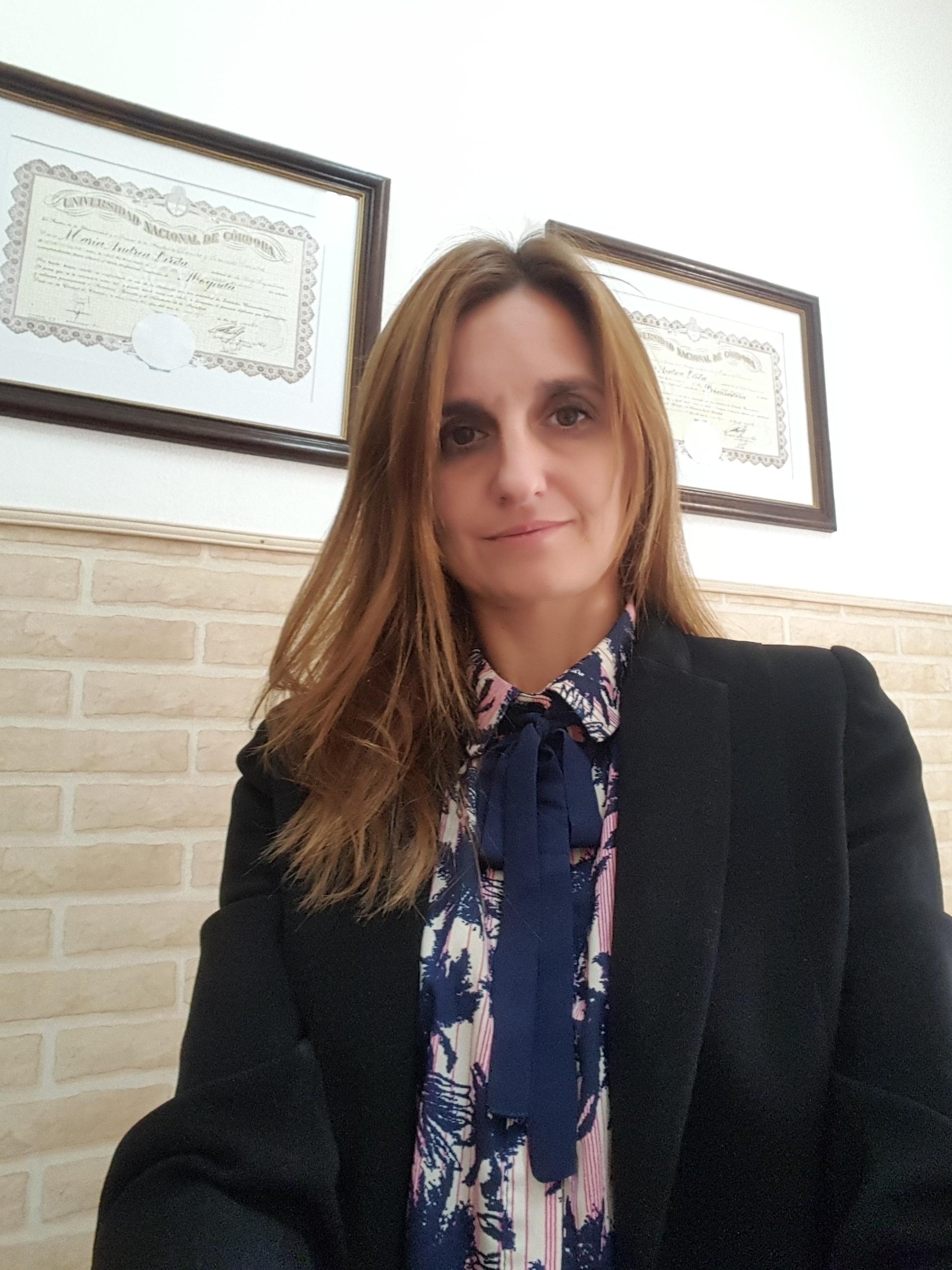 Dra. María Andrea Lerda